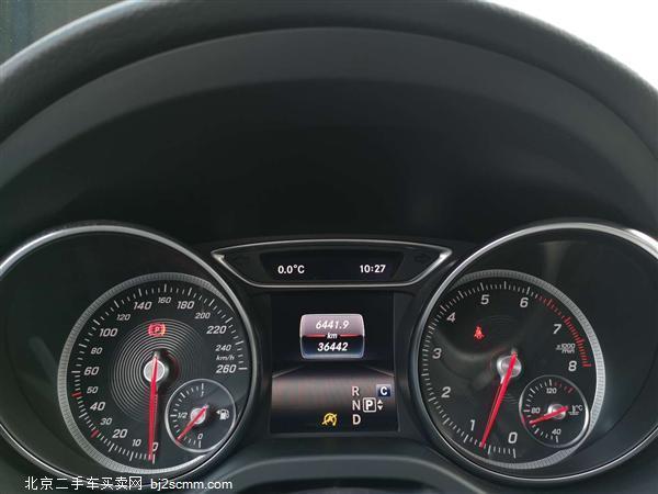 2017款 奔驰CLA级 CLA 220 4MATIC