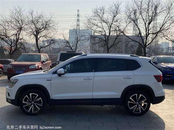 大众 2019款 途岳 330TSI 四驱旗舰版