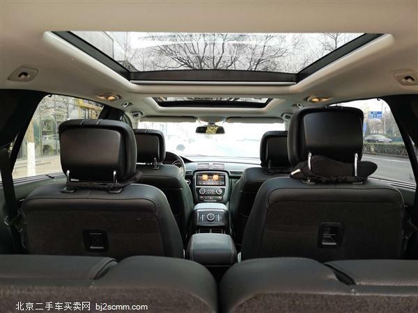 2017款 奔驰R级 R 320 4MATIC 豪华型臻藏版