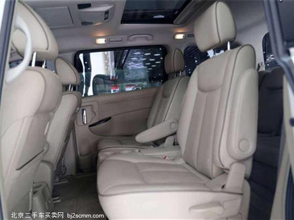 日产 2015款 贵士 3.5L SL