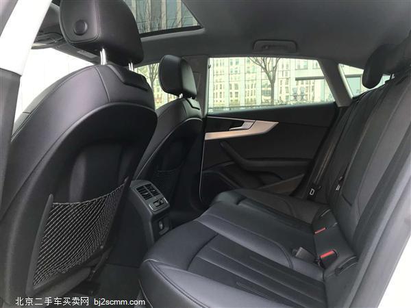 2017款 奥迪A5 Sportback 45 TFSI 时尚型