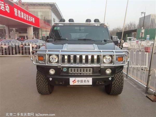 2004款 悍马H2 6.0 AT
