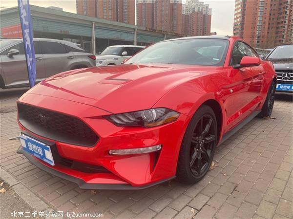 Mustang 2018款 2.3L 美规版