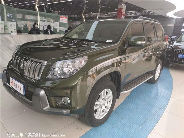 丰田 2010款 普拉多 4.0L VX NAVI