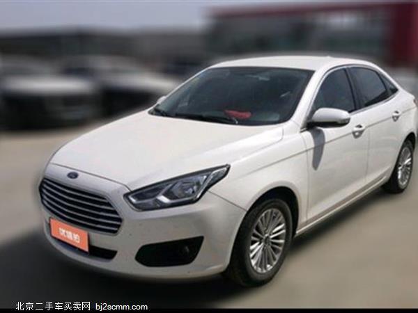 福睿斯 2015款 1.5L 手动舒适型