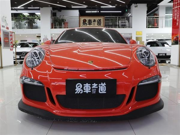 保时捷911 2015款 GT3 RS
