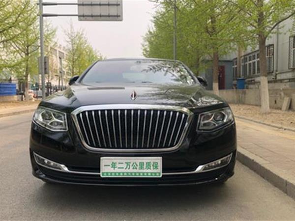 红旗H7 2018款 35V6 尊崇版