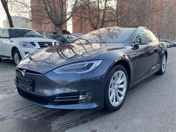 Model S 2020款 Performance 高性能版