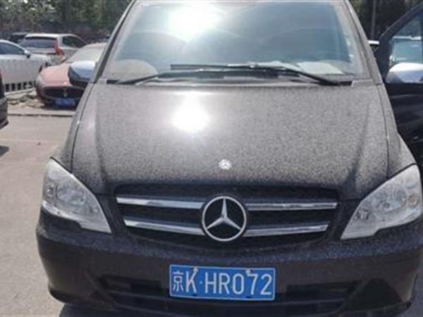 奔驰 2013款 威霆 3.0L 商务改装版