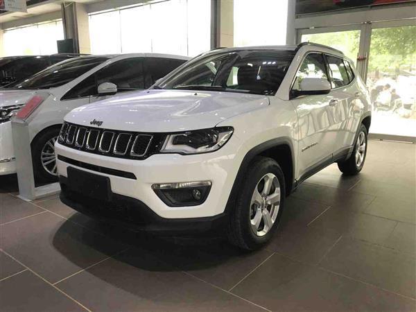 Jeep 2019款 指南者 220T 自动家享版