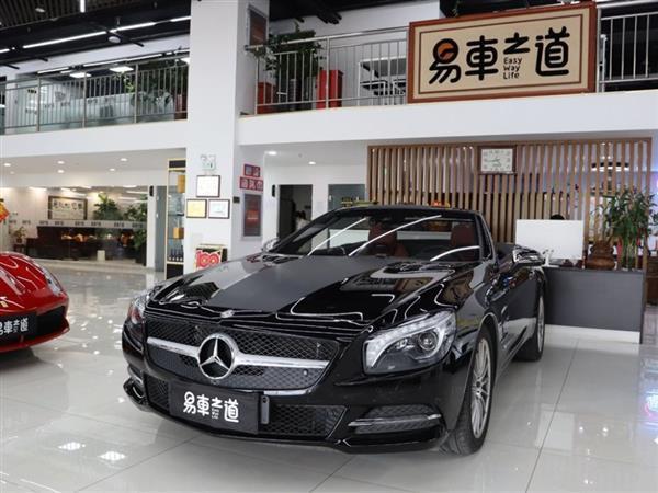 奔驰SL级 2013款 SL 350 时尚型