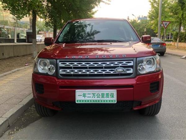 神行者 2012款 2.0T Si4 SE汽油版