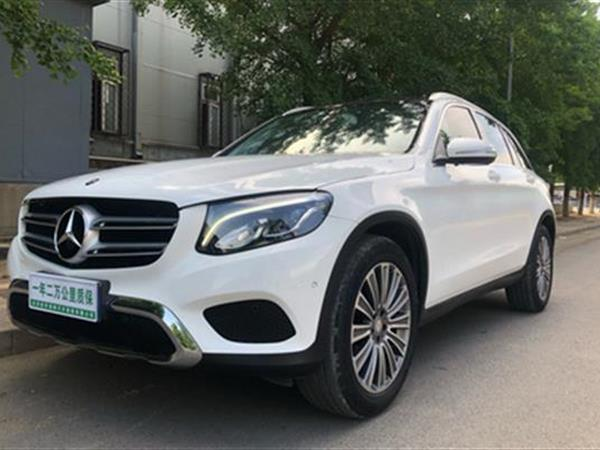 奔驰GLC 2017款 GLC 200 4MATIC