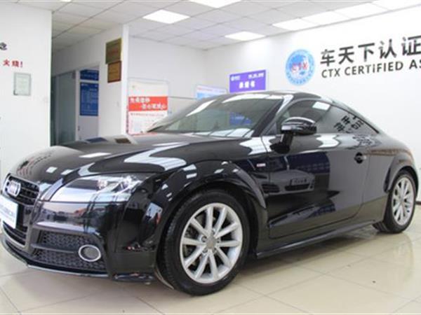 奥迪TT 2013款 Coupe 45 TFSI 黑色旋风版