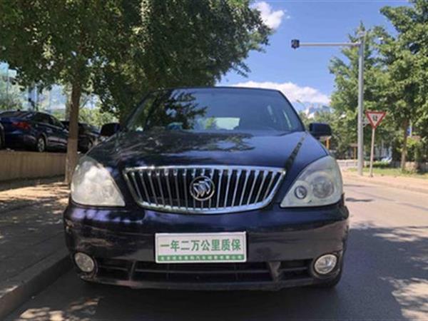 别克GL8 2011款 商务车 2.4 CT 舒适版