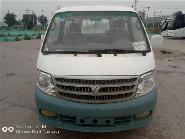 金杯海狮 2011款 2.0L第五代快运王舒适Z型4G21B