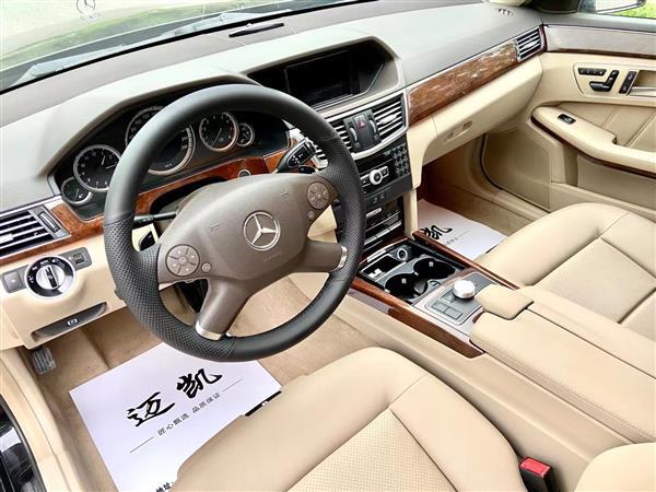 奔驰E级 2012款 E 200 L CGI优雅型