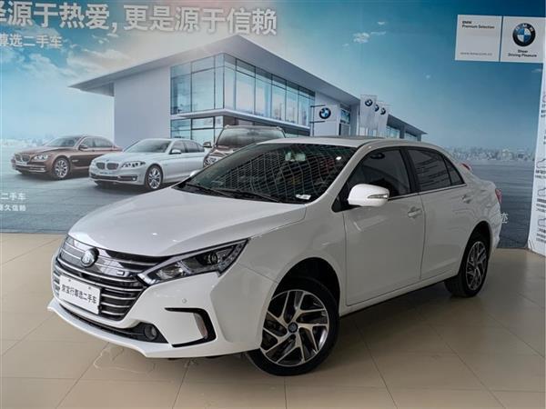秦新能源 2018款 秦EV450 智联锋尚型