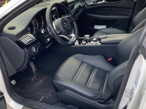 奔驰CLS AMG 2015款 AMG CLS 63 4MATIC