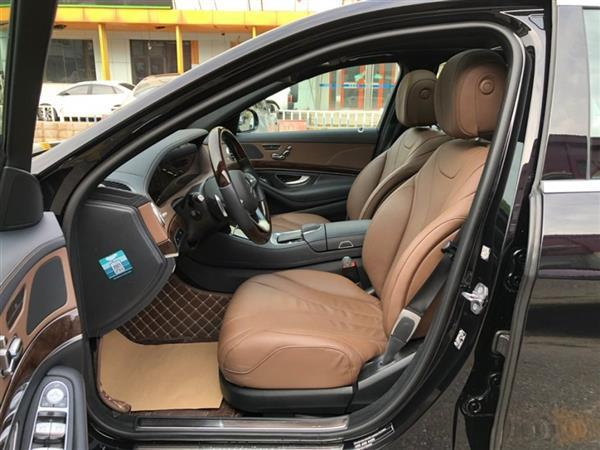 奔驰S级 2019款 S 350 L 尊贵型