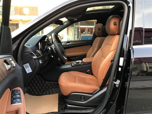 奔驰GLS 2018款 GLS 400 4MATIC豪华型