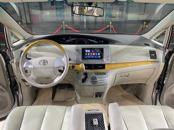 普瑞维亚 2006款 2.4L 7人座豪华版