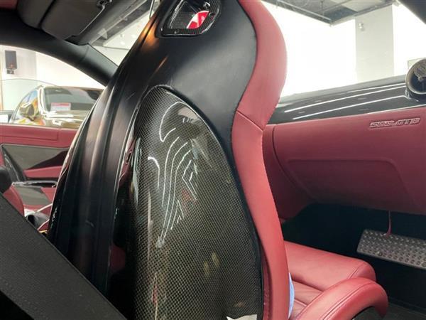 法拉利599 2006款 599 GTB Fiorano 6.0