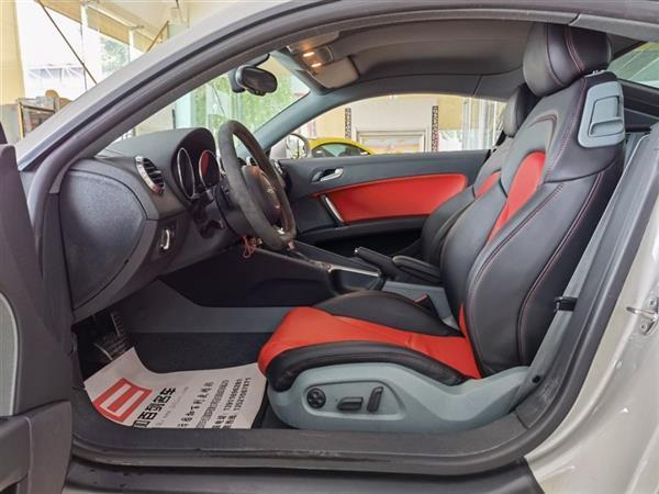 奥迪TT 2008款 TT Coupe 2.0TFSI