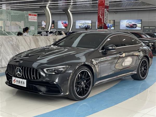 AMG GT 2019款 AMG GT 50 四门跑车