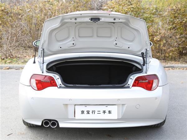 宝马Z4 2006款 3.0si敞篷跑车