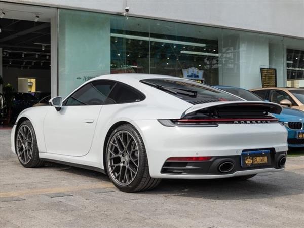 保时捷911 2020款 Carrera 3.0T