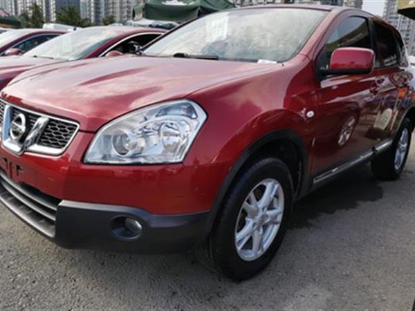 逍客 2012款 2.0 XL 火 MT 2WD