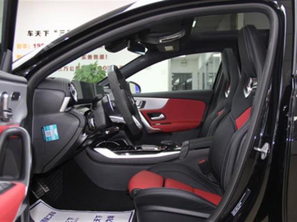 奔驰A级 AMG(进口) 2020款 改款 AMG A 45 4MATIC+