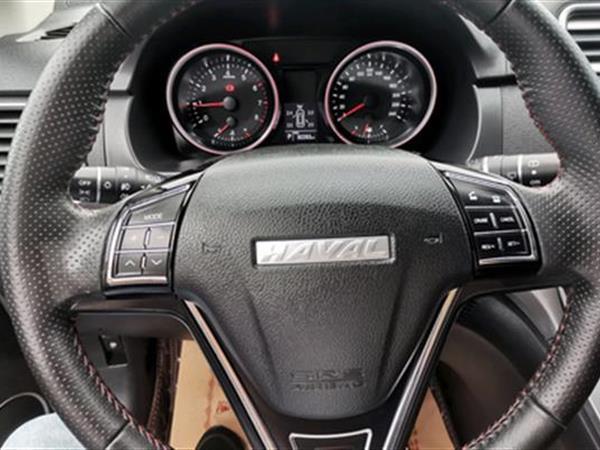 哈弗H6 2017款 红标 运动版 1.5T 手自一体 两驱 豪华版 汽油