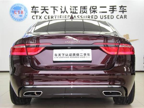 捷豹XFL 2017款 2.0T 240PS 奢华版