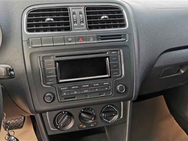 Polo 2014款 1.4L 自动 舒适版