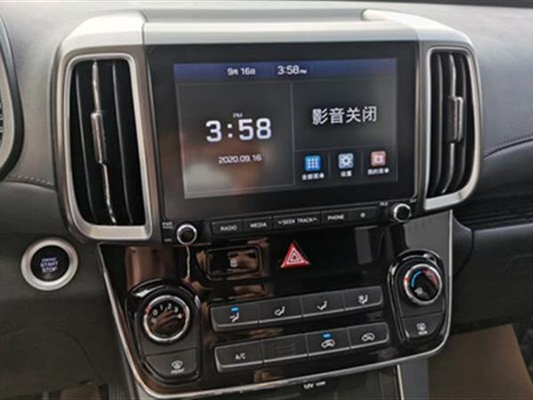 现代ix35 2018款 2.0L 手自一体 两驱 智勇・畅享版