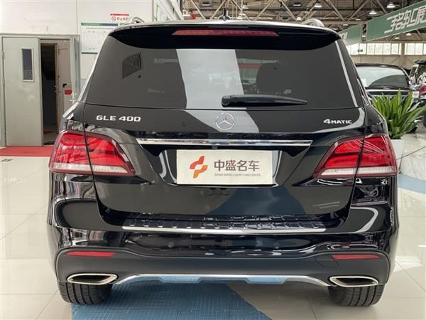 奔驰GLE 2018款 GLE 400 4MATIC 臻藏版