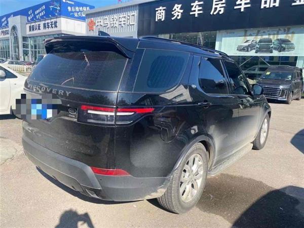 发现 2019款 3.0 SC V6 SE
