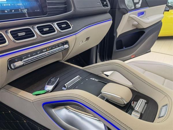 奔驰GLE 2020款 GLE 450 4MATIC 时尚型