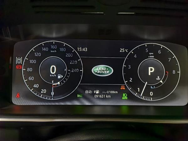 揽胜 2017款 3.0 SC V6 Vogue SE 创世加长版