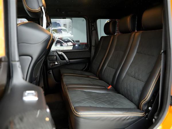 奔驰G级 2018款 G 500 4x4 美规版