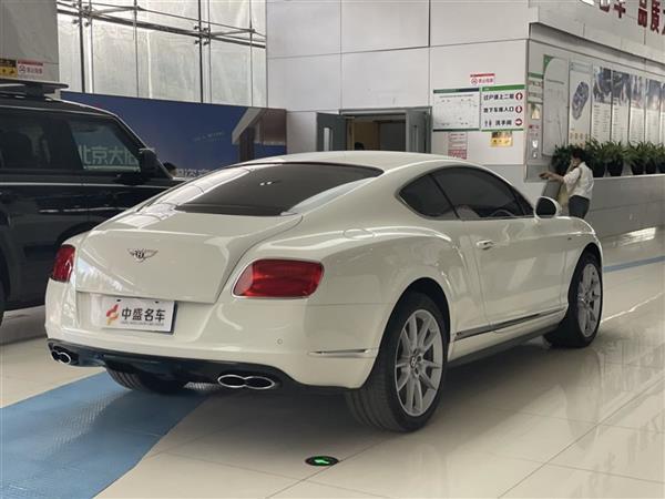 欧陆 2015款 4.0T GT V8 S 标准版