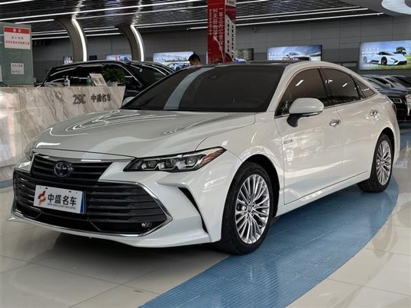 亚洲龙 2019款 双擎 2.5L Limited旗舰版 国VI