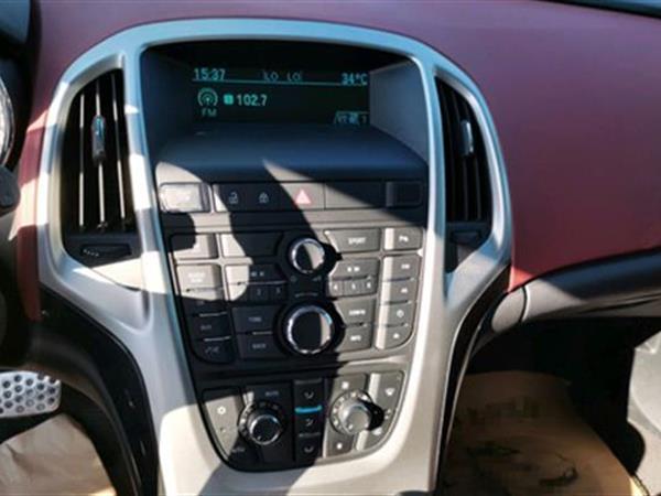 英朗 2013款 XT 1.6T 自动 新锐运动型