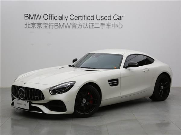 AMG GT 2017款 AMG GT