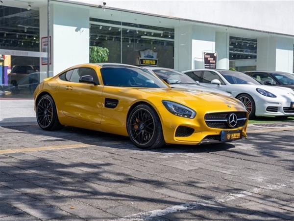 AMG GT 2015款 AMG GT S