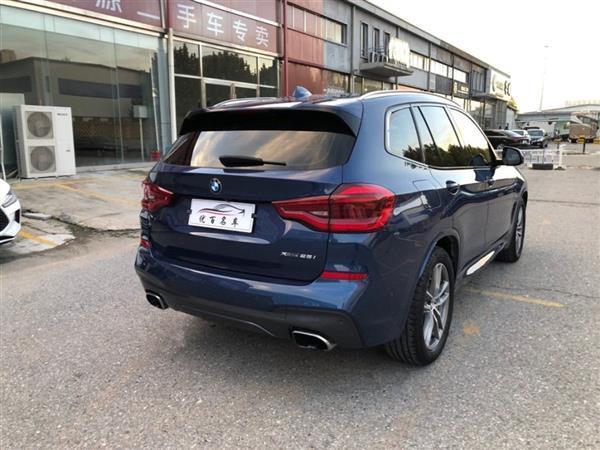 宝马X3 2018款 xDrive25i M运动套装 国VI