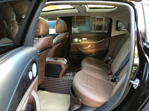 奔驰E级 2018款 E 300 L 运动豪华型