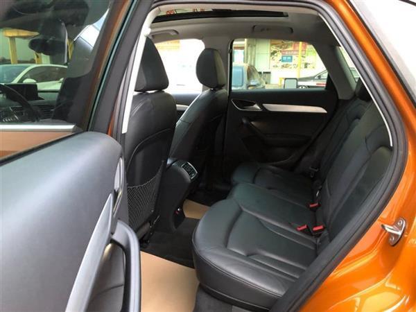 奥迪Q3 2013款 35 TFSI quattro 舒适型